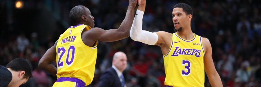 Lakers vs Raptors NBA Odds, Game Preview & Prediction