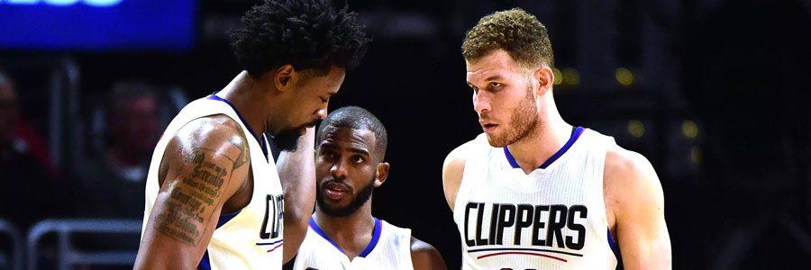 LA Lakers at LA Clippers NBA Lines, Expert Pick & TV Info