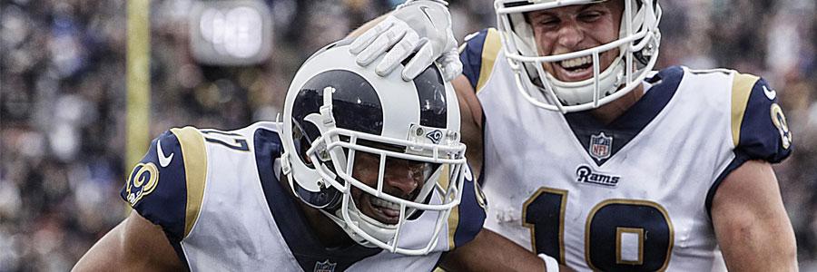 Vikings Are Slim Favorites in NFL Lines vs. Rams in Week 11
