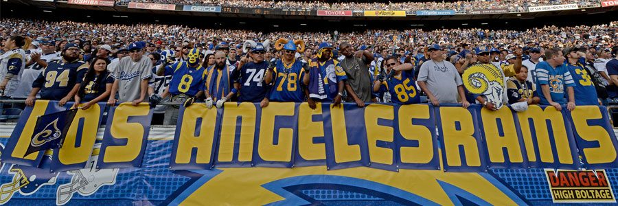 Are the Rams a safer bet than the Chargers in Week 3 of the NFL Preseason?