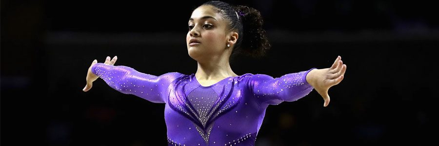 Laurie Hernandez Favored in Betting Odds to Win DWTS 23