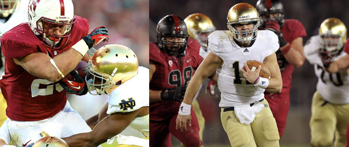 Legends Trophy Match up NCAA Football Odds Report