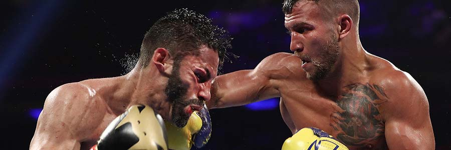 Top Boxing Betting Picks of the Week – April 8th