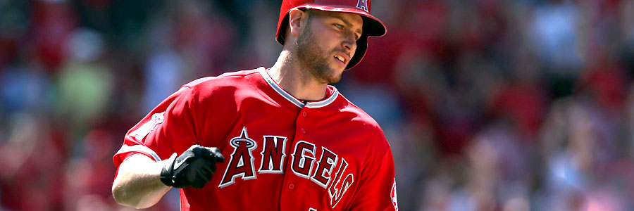LA Angels at Oakland Athletics Online MLB Betting Odds