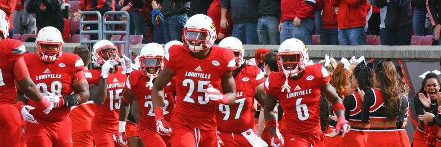 College Football Week 2: Louisville at North Carolina Betting Lines