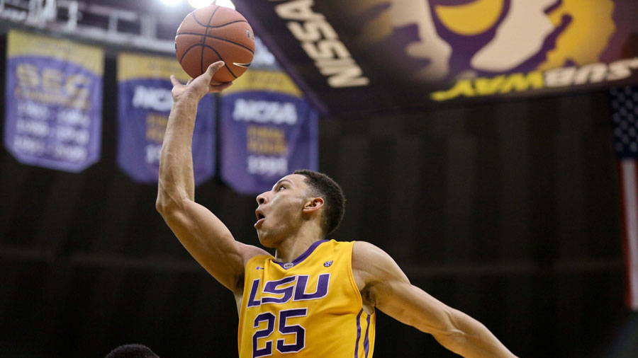 LSU will be facing the no. 1 ranked team in the nation.