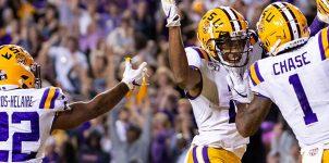 How to Bet Arkansas vs LSU 2019 College Football Week 13 Odds & Game Info