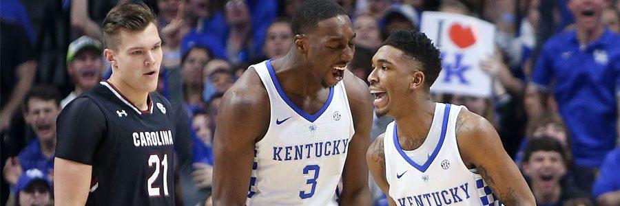 LSU at Kentucky Spread, Betting Pick & TV Info