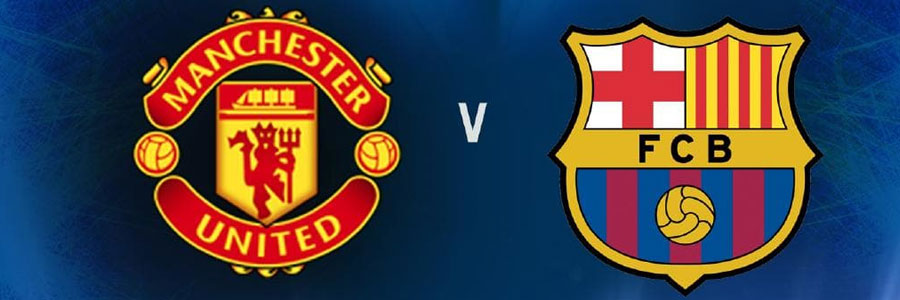 Manchester United vs Barcelona 2019 Champions League Odds & Prediction