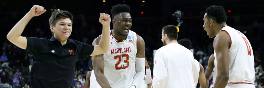 Maryland vs LSU March Madness Odds / Live Stream / TV Channel, Date / Time & Preview