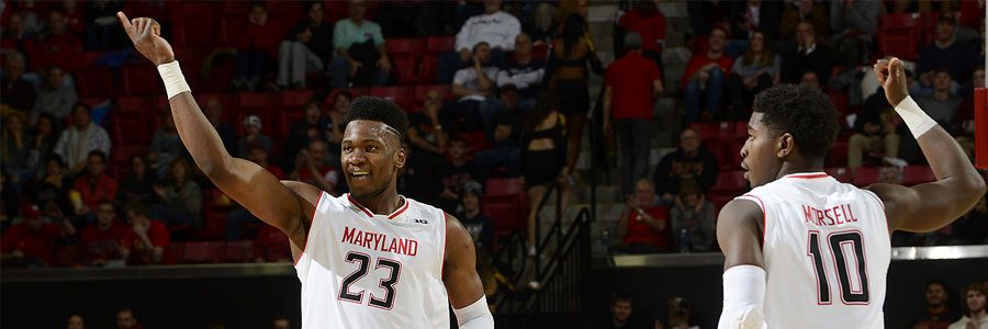 Maryland at Michigan State Thursday Night College Basketball Odds