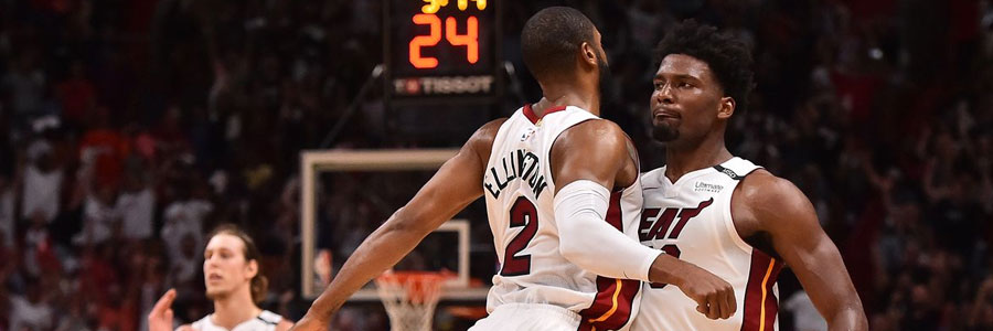 How to Bet 2018 Playoffs Heat at 76ers NBA Lines & Game 2 Info