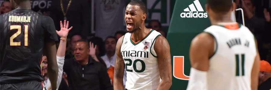 Miami at Clemson NCAAB Betting Pick & Preview - January 13th