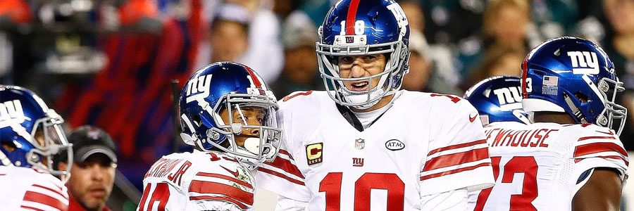 Dallas at NY Giants Spread, Betting Pick & TV Info