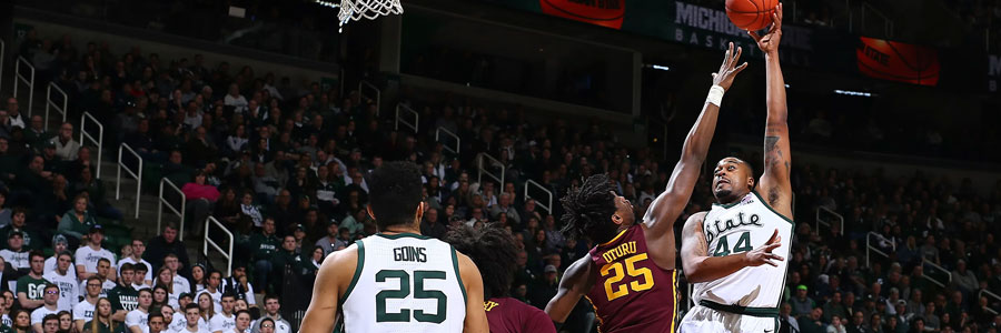 Is Michigan State a safe NCAAB odds pick on Tuesday night?