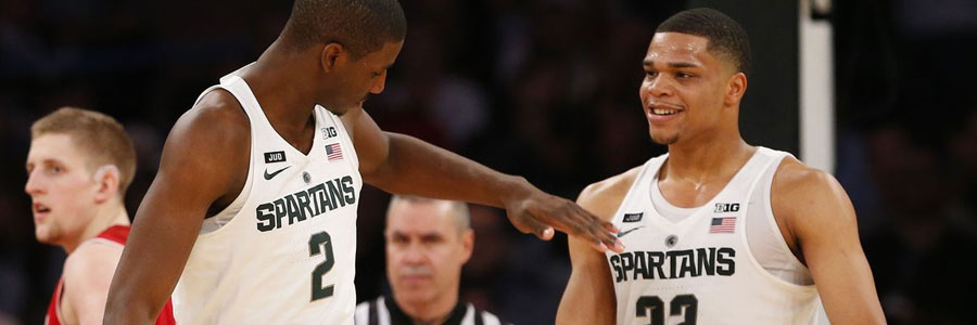 Is #4 Michigan State is a Winning Pick for the 2018 NCAA Championship?