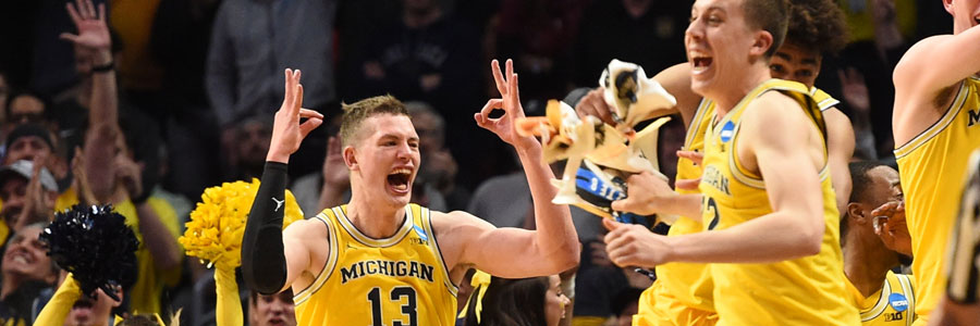 Michigan Wolverines 2018 Final Four Betting Analysis, Odds & Prediction