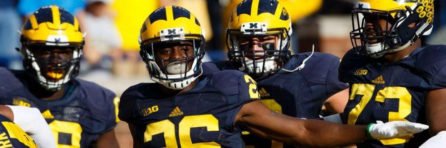 2016 Michigan Wolverines Season Win Total Prediction