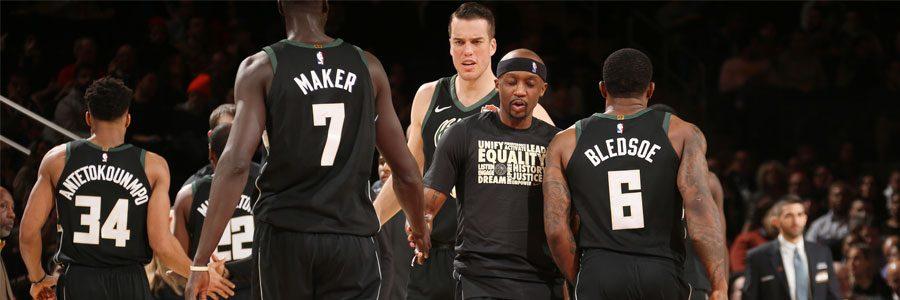 Friday Night NBA Betting Lines & Expert Pick: Bucks vs. Heat
