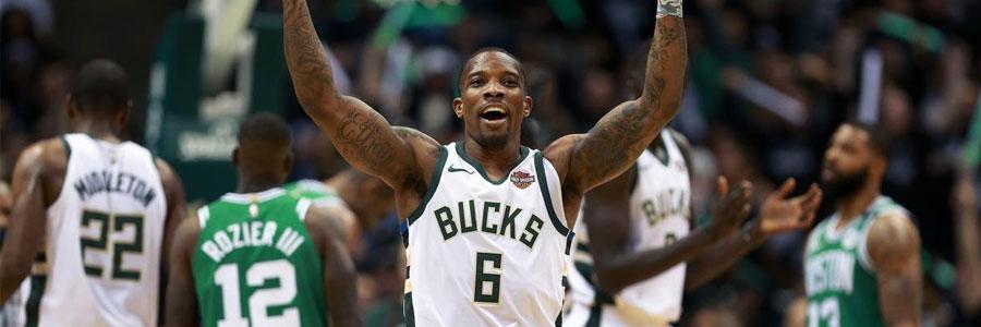 Celtics Look to Untie Series vs. Bucks in Game 5 as NBA Betting Favorites
