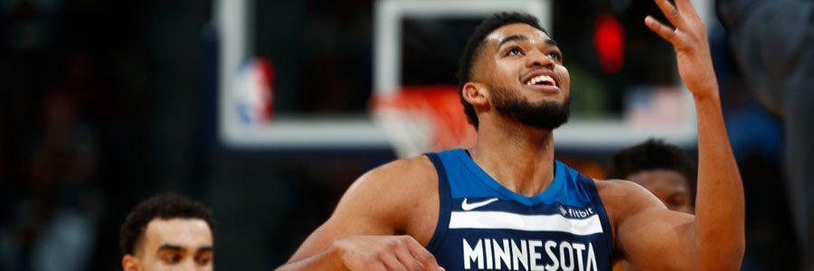 Rockets Are NBA Odds Favorites vs. T-Wolves on Thursday Night