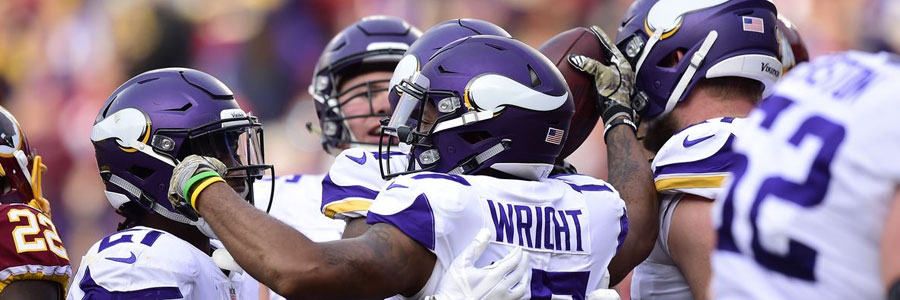 Are the Vikings a safe bet in NFL odds for Week 11?