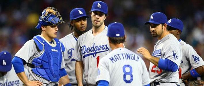 Online Expert MLB Pick on LA Dodgers at Chicago Cubs