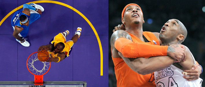 Could Carmelo Become The Knicks' Kobe In Online Betting?