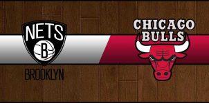 Nets vs Bulls Result Basketball Score