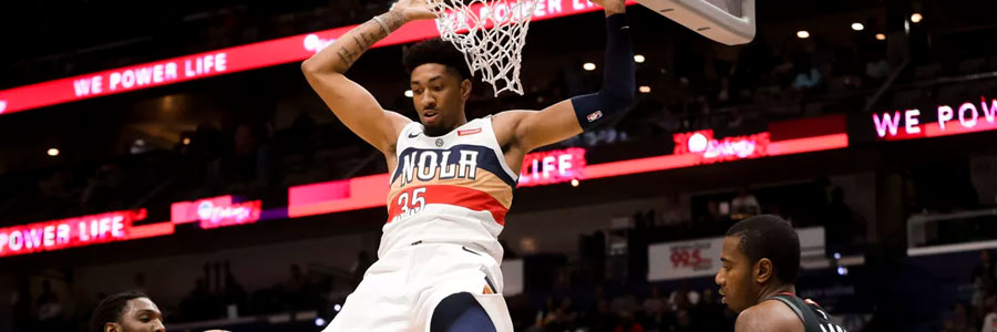 Are the Pelicans a secure bet in the NBA odds?