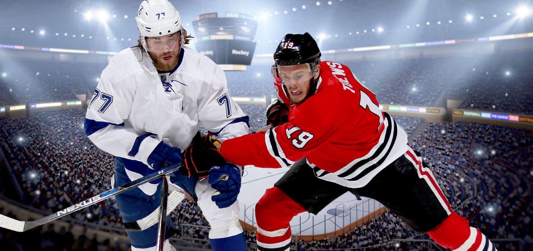 MyBookie Online NHL betting odds