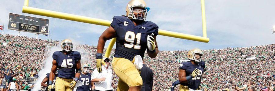 Virginia Tech at Notre Dame Week 13 Free Betting Picks