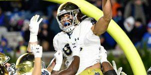 Navy vs Notre Dame 2019 College Football Week 12 Lines & Expert Analysis