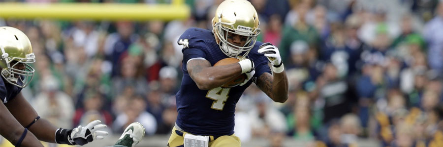 college football analysts picks college football scores notre dame