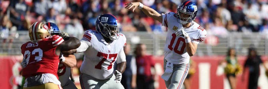Are the Giants a safe bet for NFL Week 11?