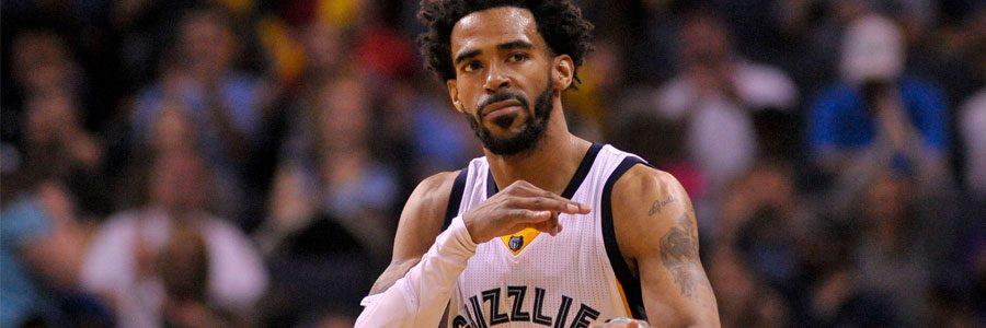 NY Knicks at Memphis Pro Basketball Betting Prediction