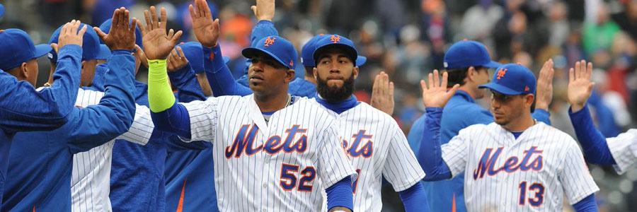 Mets at Nationals MLB Betting Odds & Game Info -April 5th