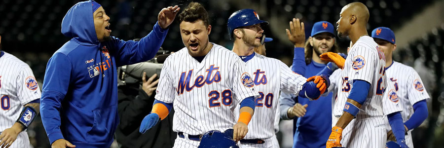 Mets vs Padres MLB Betting Odds, Game Preview & Expert Pick