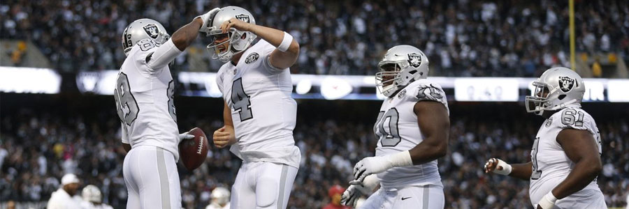 Are the Raiders a safe bet in Week 11?