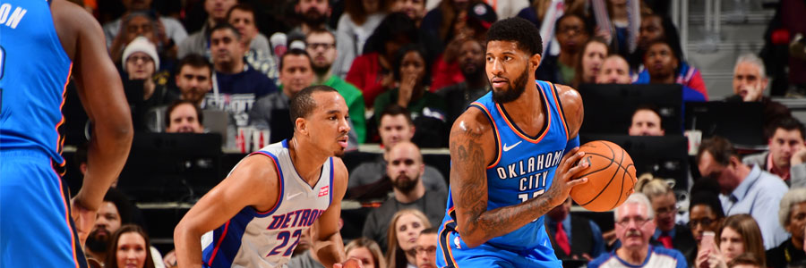 Are the Thunder a safe bet in the NBA odds?