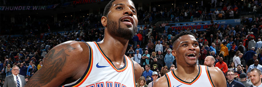 Are the Thunder a secure NBA odds a safe bet on Friday?