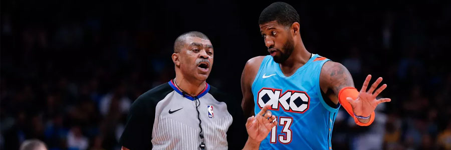 Is Oklahoma City a safe bet in the NBA odds?