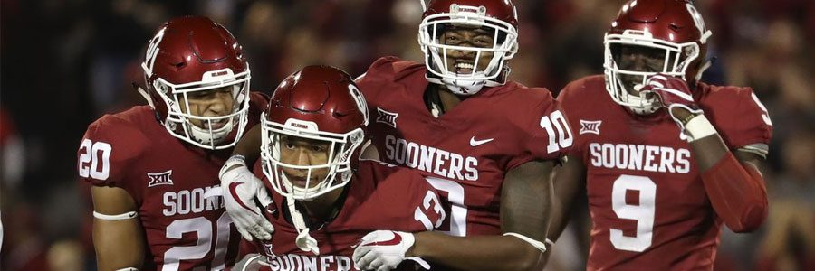 Oklahoma Dominates Kansas in Week 12 NCAAF Odds