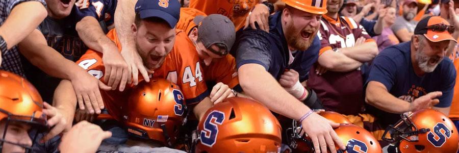 Syracuse Orange2019 College Football Season Betting Guide
