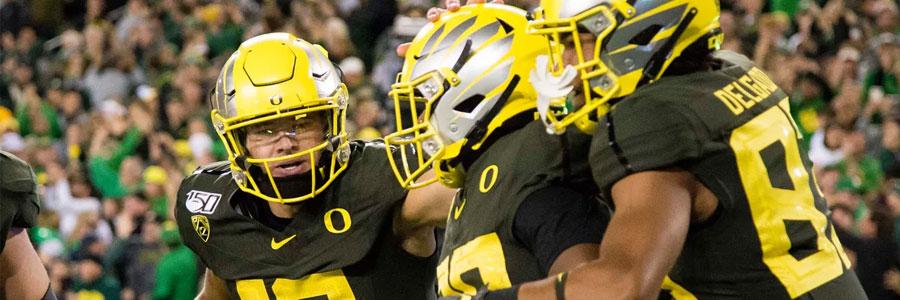 Colorado vs Oregon 2019 College Football Week 7 Spread & Game Analysis