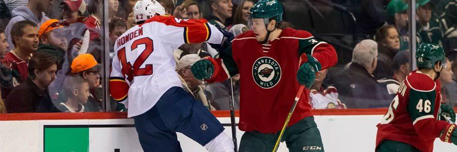 Ottawa at Minnesota NHL Odds, Free Pick & TV Info