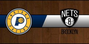 Pacers @ Nets Result Wednesday Basketball Score