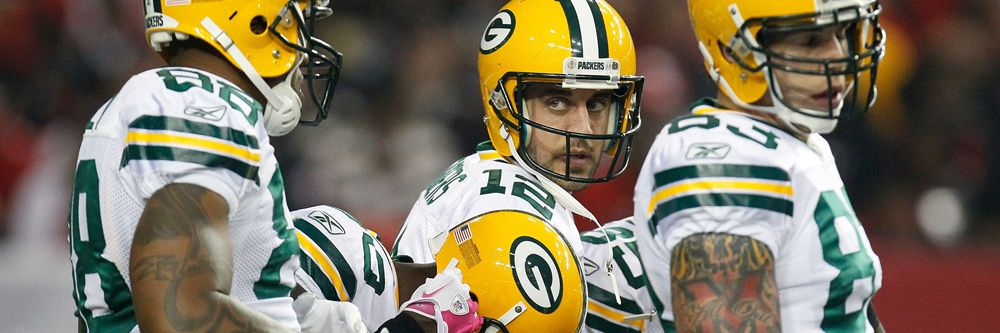 Green Bay will hope to send the Cowboys packing...