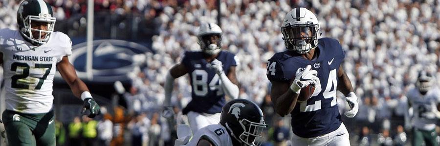 Penn State at Indiana NCAA Football Week 8 Odds & Pick