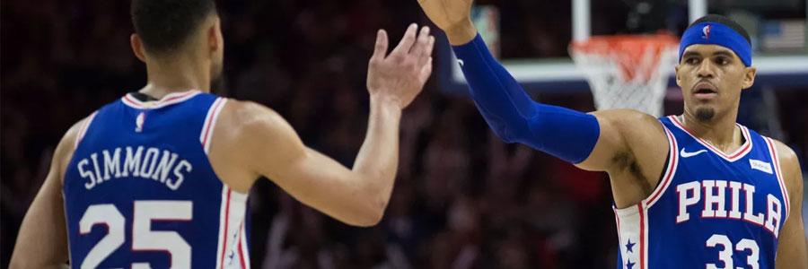 76ers vs Thunder NBA Betting Odds & Expert Analysis